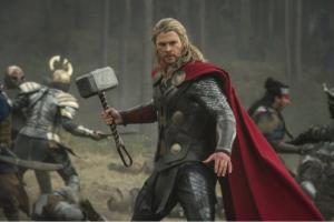 Thor: Hammer Time!